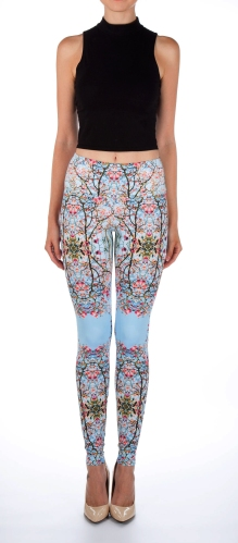 together california cotton candy blossom pants